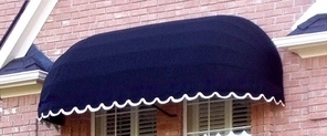 Beauty Mark Chicago Series Dome Styled Window Awning