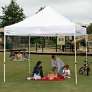 King Canopy Tuff Tent - Portable Instant Canopy With Side Wall Option