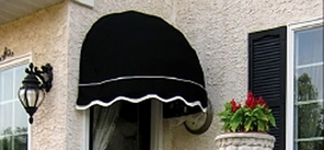 Beauty Mark Bostonian Series Dome Styled Window Awning