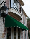 Beauty Mark Fabric Window Awnings