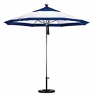 California Umbrella Stainless Steel Commercial Grade Umbrella - 9 Foot