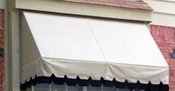 Beauty Mark San Francisco Series Window Awning