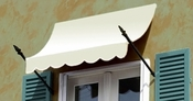 Beauty Mark New Orleans Series Window Awning