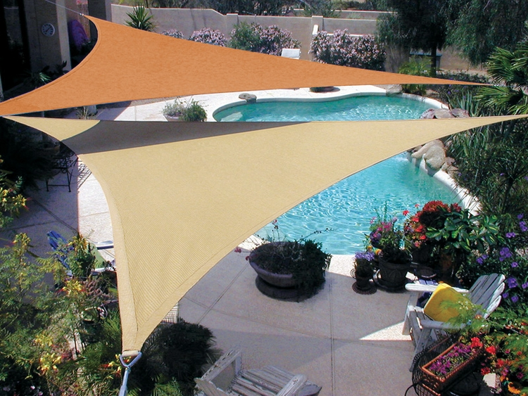 Shade sails for Shadesails com