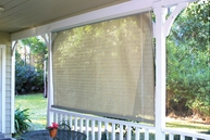 Coolaroo Outdoor Roll Up Window Shades - Bronze Series