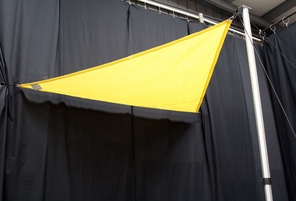 Kookaburra Triangular Shade Sails Premium Series