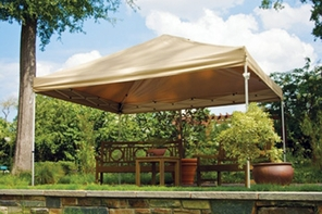 King Canopy ShadeMax Tent - Straight Leg Instant Canopy in Five Sizes