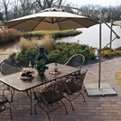 Offset & Cantilevered Patio Umbrellas