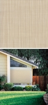 Coolaroo Outdoor Roll Up Window Shades - Gold Series
