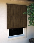 Coolaroo Outdoor Roll Up Outdoor Window Shades - Platinum Series