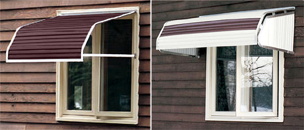 Metal Window Awnings For Mobile Homes : Aluminum window awnings for sale