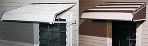 Aluminum Door Canopies