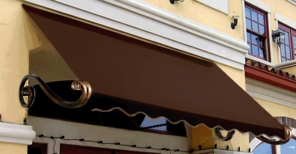 Beauty Mark Charleston Series Window Awning