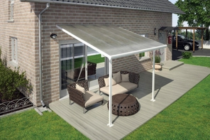 Porch Cover - Multi-Layered Polycarbonate Patio - Porch Awning 10 x 10