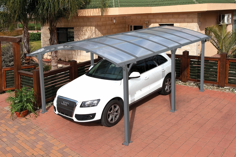 Arcadia 5000 car port and patio cover for Car patio covers