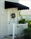 Door Canopies Sunbrella Awning Canvas