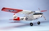 Bird Dog #1804 Dumas Electric R/C Wood Model Airplane Kit