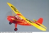 Aeronca Champion, Easy Built Models #LC04  Balsa Wood Model Airplane Kit Rubber Powered