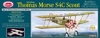 "Thomas Morse S4C Scout 24"" #201 Guillows Wood Model Airplane Kit"
