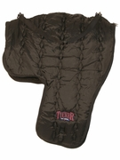 TUCKER SADDLE CARRYING BAG-TUCKER LOGO-NYLON (BN, BK) 4700-10
