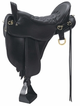 RIVER PLANTATION TUCKER TRAIL SADDLE-TOOLED (BN, BK, GN) 146