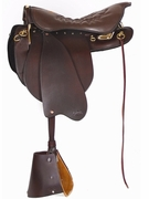 TUCKER MONTREAL ROYAL TROOPER SADDLE (BN, BK, GN) 138