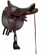 TUCKER EQUITATION ENDURANCE SADDLE (BN, BK, GN) 149