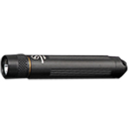 SUNWAYMAN R02A R5 Compact LED Flashlight - Uses 1 x AAA - Black Finish