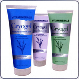 VM 402 	  Cryo-Gel - Natural Analgesic Coolant Gel *Now with Arnica
