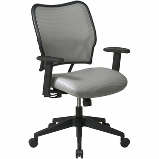 Office Star Space Deluxe VeraFlex Office Chair - 13-V22N1WA - Click to enlarge