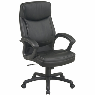 Office Star Work Smart Executive High-Back Office Chair - EC6582 - Click to enlarge