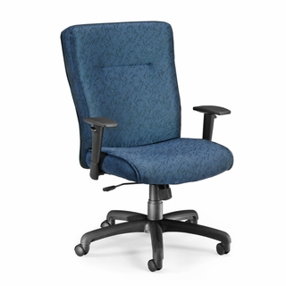 OFM Executive / Conference Adjustable Arms Chair - 606 - Click to enlarge