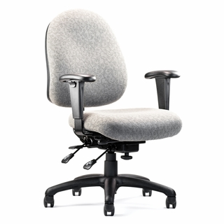 Neutral Posture Shark Series Ergonomic Task Chair - SHA2135-S - Click to enlarge