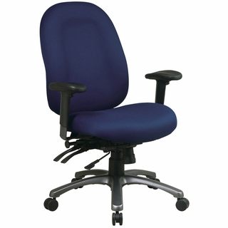 Office Star ProLine II Multi-Function High Back Office Chair - 8511 - Click to enlarge