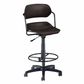 OFM Plastic Swivel Chair - 200 - Click to enlarge
