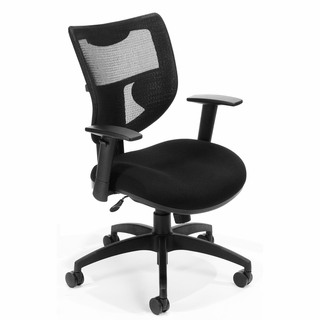 OFM Contemporary Executive Mesh Chair - 581 - Click to enlarge