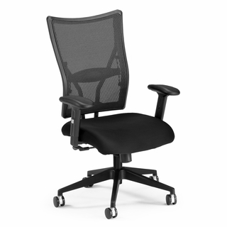OFM Ultimate Executive Mesh Chair Mid-Back - 591-F - Click to enlarge