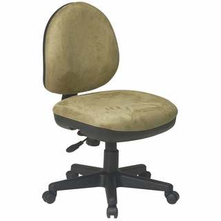 Office Star Work Smart Contemporary Task Chair w/ Flex Back - DH3400 - Click to enlarge