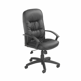 Serenity Petite High-Back Executive Chair - 3471 BL - Click to enlarge