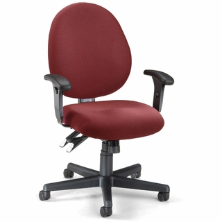 OFM 24-Hour Hi-Back Computer Task Chair - 242 - Click to enlarge
