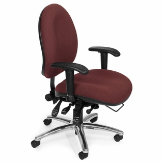 OFM 24-Hour Big-n-Tall Computer Task Chair - 247 - Click to enlarge