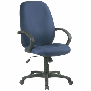 Office Star Work Smart Executive High-Back Managers Chair - EX2654 - Click to enlarge