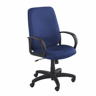 Poise High-Back Executive Office Chair - 6300 - Click to enlarge