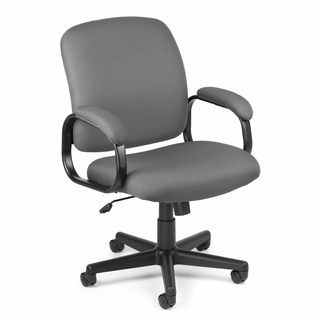 OFM Executive Task Chair Low-Back Standard Fabric - 660 - Click to enlarge
