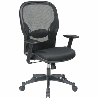 Office Star Space Breathable Mesh Back Managers Chair - 2300 - Click to enlarge
