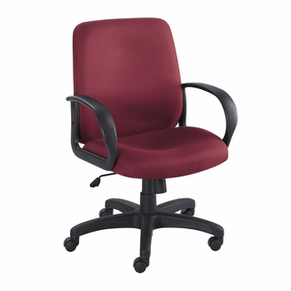 Poise Mid-Back Executive Office Chair - 6301 - Click to enlarge