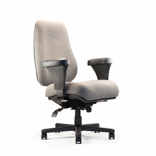 Neutral Posture Big & Tall Series Extra Large Seat Office Chair - BTC10100 - Click to enlarge