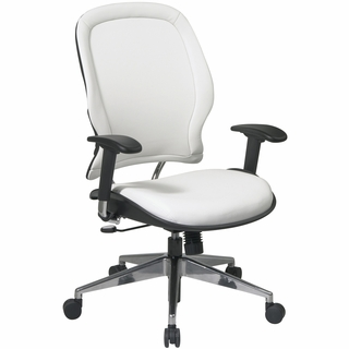 Office Star Space White Managers Chair - 33-Y22P91A8 - Click to enlarge
