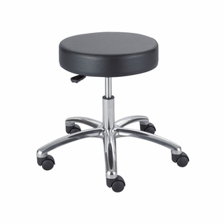 Lab Stool With Pneumatic Lift - Click to enlarge