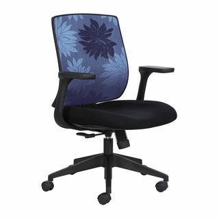 Bliss Mid-Back Management Office Chair - 7202 - Click to enlarge